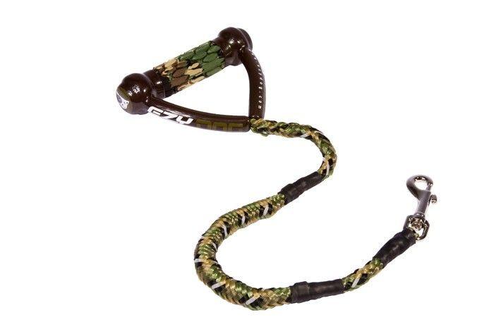 Cujo - Schokabsorberende hondenriem touw