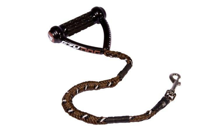 Cujo Schokabsorberende hondenriem touw